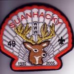 Suanhacky Lodge #49 Bullion