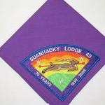 Suanhacky Lodge #49 P3 75th Anniversary Patch
