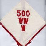 Unlisted Lodge 500 Neckerchief N0.5