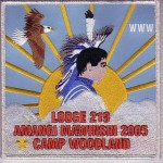 Correction Kayanernh-Kowa Lodge #219 eX2005 to eJ2005