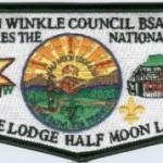 Half Moon Lodge 2005 Section NE-3B Service Lodge Prototype Flap YS2
