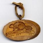 Adirondack Lodge #357 Medallion