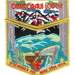 Lodge#402 Onteroraus 2006 NOAC Set
