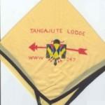 Tahgajute Lodge #247 Neckerchief N0.5