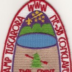 1996 Section NE-3B Conclave Staff Patch