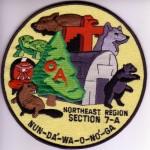Section NE-7A Jacket Patch