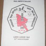 Section NE-3B 2002 Conclave Program