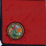 Section NE-3B 2012 Conclave Neckerchief & Jacket Patch