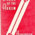 1953 Order of the Arrow Handbook