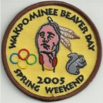 Discovery Haudenosaunee Lodge #19Wakpominee Chapter eR2005-1 Spring Beaver Day