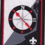 Look Back – Northeast Region Order of the Arrow 2013 Jamboree Patch