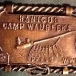 Hanigus Lodge #47 Belt Buckle