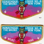 Identification Aid – Ranachqua Lodge #4 S21 & S22