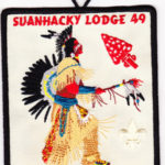 Suanhacky Lodge #49 Ordeal Ritualist Dangle X51