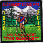 """Suanhacky Lodge #49 Last & Final Event """"The Banquet"""" eX2013"""