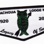 Kintecoying Lodge #4 & Ranachqua Lodge HS1