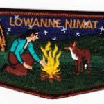 Look Back – Lowanne Nimat Lodge #219 New Regular Issue Flap S12
