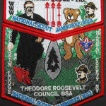 Buckskin Lodge #412 2013 National Jamboree Set S72 X22