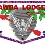Catawba Lodge #459 Eagle Scout Flap