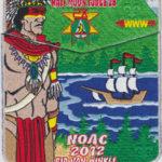 Half Moon Lodge #28 2012 NOAC Delegate Set S43 X14