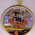 Section NE-3B 2007 Conclave Update