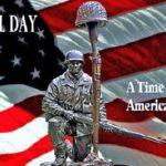 Memorial Day May 26, 2014