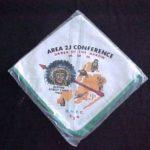 Area 2-J 1963 Conclave Neckerchief