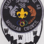 Discovery – Wakpominee Lodge #48 eR1998-1 Spring Fellowship Weekend