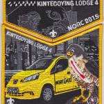 Kintecoying Lodge #4 2015 NOAC Fundraiser S5/X2