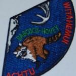 Tschipey Achtu Lodge #95 Camp Babcock Hovey Service Segment X6