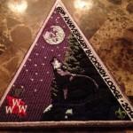 Buckskin Lodge #412 65th Anniversary Patch X28