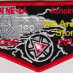 Ashokwahta Lodge #339 Section NE-3A 2015 NOAC S26