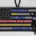 Buckskin Lodge #412 4th Annual OA Patriot 5K eX2015-1