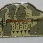 Section NE-2B 1991 Section Conclave Hat Pin
