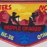 Otahnagon Lodge #172 2015 NOAC Section NE-3B Set S36