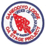 Discovery – Ganeodiyo Lodge #417 OA Stage Project R3