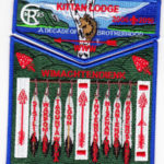Kittan Lodge #364 10th Anniversary, Next, Prism Set S38 X20