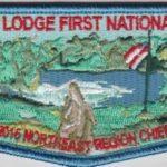 Buckskin Lodge #412 First National Officer NER Chief Chris Boyle S82