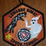 Lowanne Nimat Lodge #219 2015 Spook-tennial  eX2015-2