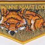 Look Back -Lowanne Nimat Lodge #219 Regular Issue Flap S28