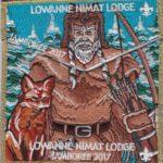 Look Back – Lowanne Nimat Lodge #219 2017 Jamboree Set GMY Border  S31 X13