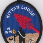 Kittan Lodge #364 Elangomat Patch X25