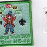 Section NE-4A 2009 Conclave Participation Award