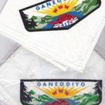 Ganeodiyo Lodge #417 N4 Neckerchief Variations