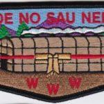 Ho-De-No-Sau-Nee Lodge #159 50th Anniversary Flap 1 of 4 S65