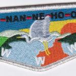 Ho-Nan-Ne-Ho-Ont Lodge #165 New Brotherhood Flap S46