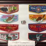 Nacha Nimat Lodge #86 Centennial Set