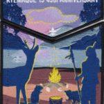 Ktemaque Lodge #15 45th Anniversary Set S8 X48