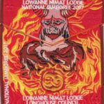 Lowanne Nimat Lodge #219 2017 Jamboree Set S37 X21 – Loki