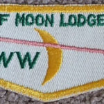 Discovery – Half Moon Lodge #28 Pink Arrow Flap F1c